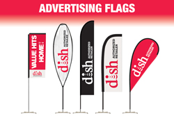 Advertising Flag